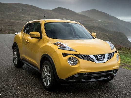 urban versatility fun to drive performance 2015 nissan juke sport cross. Black Bedroom Furniture Sets. Home Design Ideas