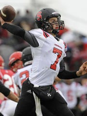 Senior quarterback Tyler Guenther will be counted on