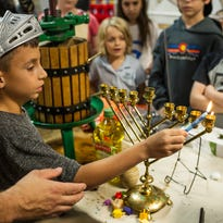 Hanukkah celebrations begin Tuesday across Southwest Florida