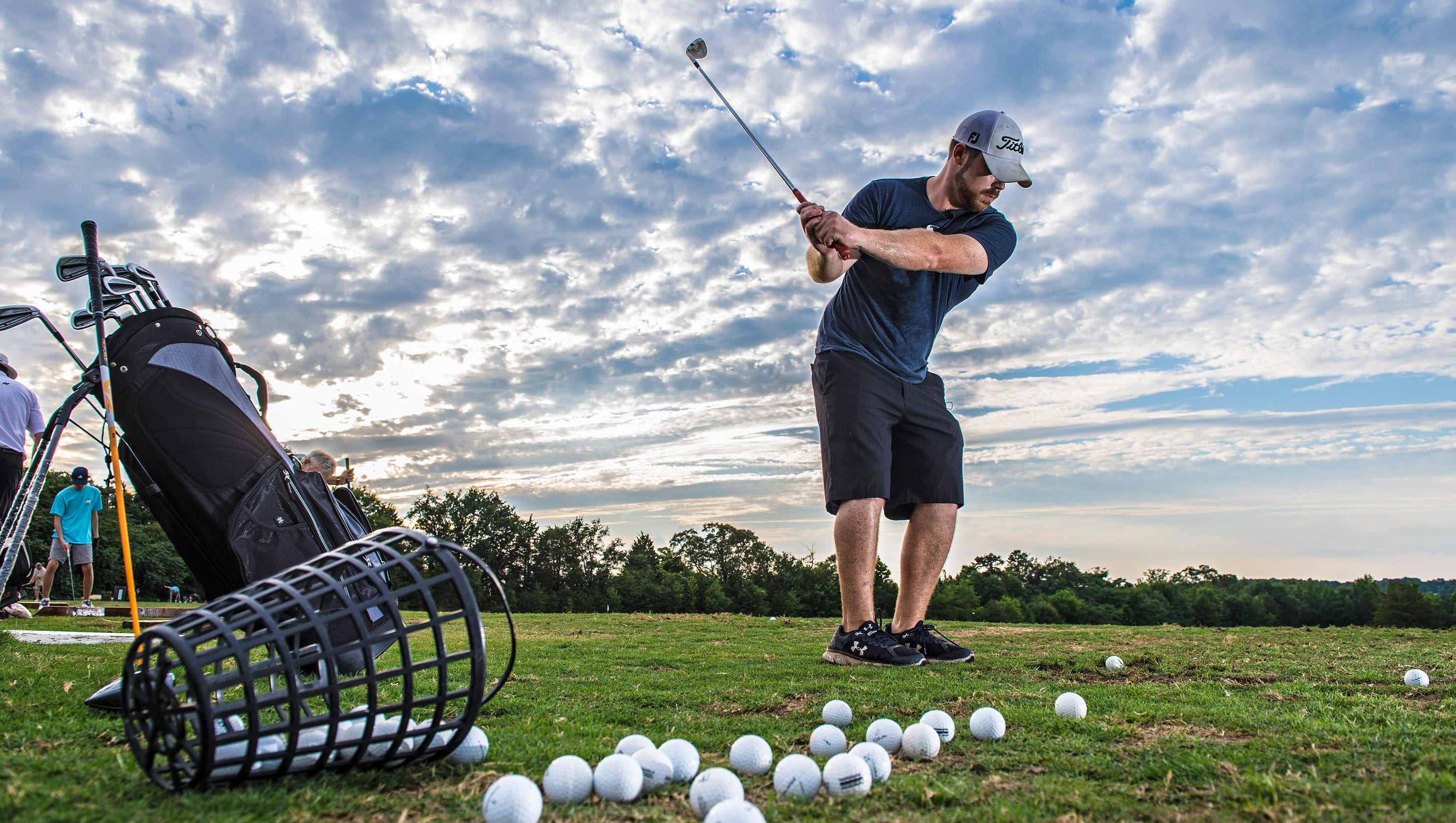 In the swing Millennials key to golf39s