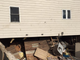 Mike Fechner's home was pushed off its foundation by