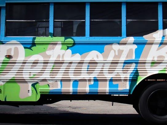 Detroit Bus Company.