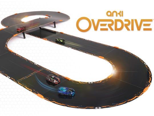 Anki's upgraded $150 toy car racing kit features modular