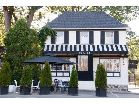 Plates Restaurant in Larchmont.