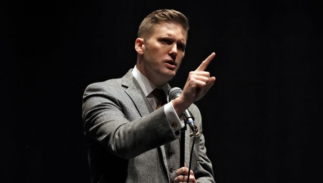 A new attorney for white nationalist Richard Spencer's campus tour efforts said Tuesday he plans to drop a lawsuit against Ohio State University but that a lawsuit will continue against the University of Cincinnati.