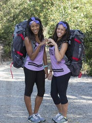 "Jazmine Lewis and Danielle Littleton, former UC Riverside track and field standouts, will race around the world in hopes of winning $1 million on the new season of ""The Amazing Race"" which premieres, Friday, Sept. 25 on CBS."