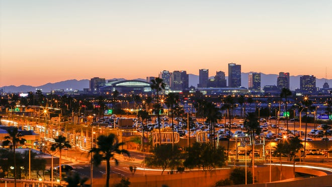 Phoenix is the sixth largest city in the United States, according to the latest U.S. census numbers.