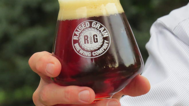 Raised Grain Brewing Co. will be the vendor at the pop-up beer garden planned for Sept. 29-30 at Veterans Memorial Park in the city of Muskego. It will be the first outdoor beer garden for the city.
