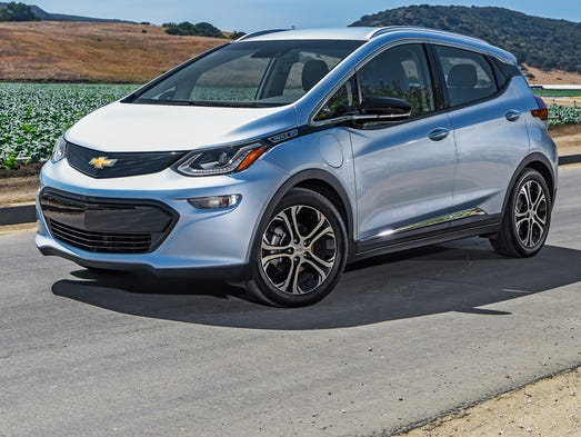 General Motors is introducing its first long-range