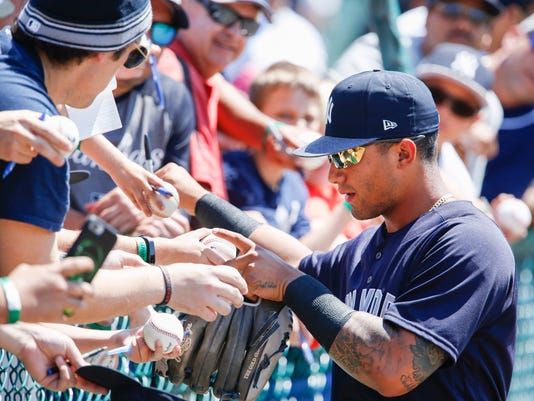 c2f5b4404ca New York Yankees  2019 spring training schedule announced