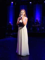 """Lindsay O'Neil in """"Music of the Night: The Songs of"""