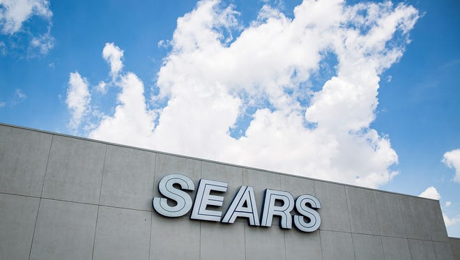 Sears at the Muncie Mall on McGalliard Road Thursday morning.
