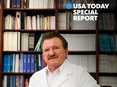 Stanislaw Burzynski, cancer doctor