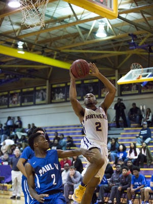 Camden junior point guard Corey Greer will likely miss the rest of the season after suffering an ACL tear in Thursday's game against Paul VI.