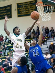 Indian River's KeiJuan Major was named to the Henlopen