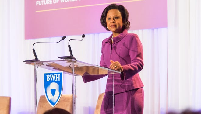 Research and medical practice often ignore gender, according to Paula Johnson, executive director of the Mary Connors Center for Women's Health and Gender Biology at Brigham and Women's Hospital in Boston.