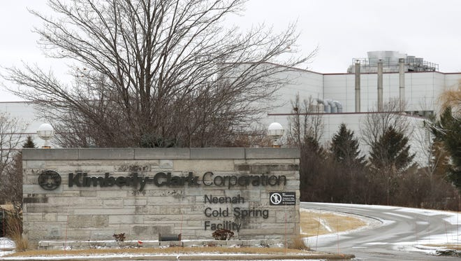 Kimberly-Clark Corp.'s manufacturing facility at 1050 Cold Spring Road in Fox Crossing is schedule to close as part of the company's global restructuring.