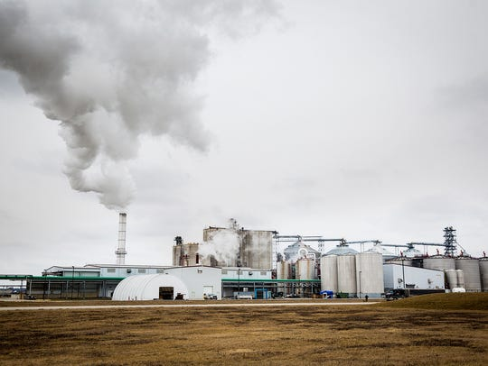 The Cardinal Ethanol plant near Union City is up for sale. Star Press file photo.
