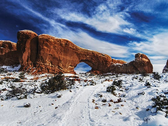 Arches National Park Park, Moab Utah