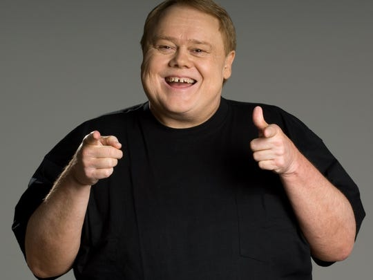 """In addition to a busy schedule of stand-up, Louie Anderson just filmed a new comedy special, """"Big Underwear,"""" stars in the third season of """"Baskets"""" on FX and has a new book, """"Hey, Mom,"""" due out for Mother's Day."""