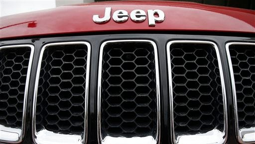 Jeep Liberty and Grand Cherokee vehicles are among those being recalled by Fiat Chrysler Automobiles.