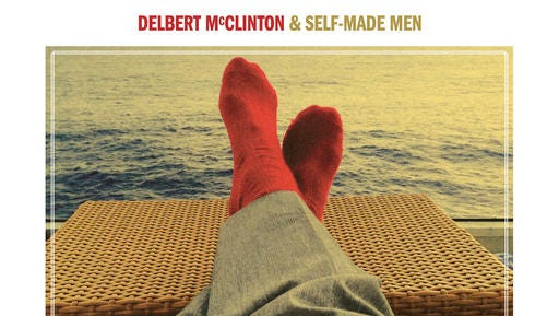 "This cover image released by Hot Shot Records/Thirty Tigers shows ""Prick of the Litter,"" the latest release by Delbert McClinton and Self-Made Men."
