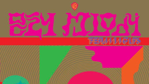 """This image released by Warner Bros. Records shows, """"Oczy Mlody"""" the latest release by The Flaming Lips."""