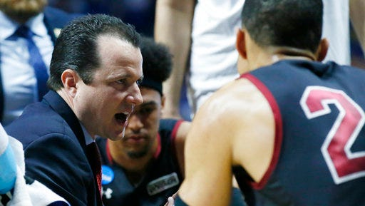 New Mexico State head men's basketball coach Paul Weir has reportedly been hired at New Mexico.