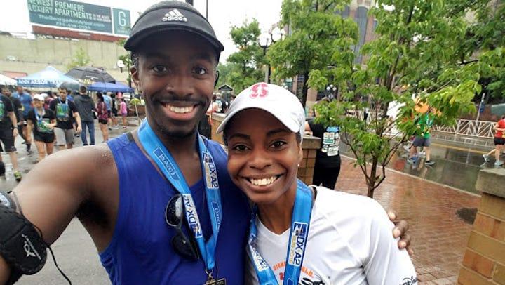 Detroit Free Press marathon New Balance runner of the week: Justin Easley