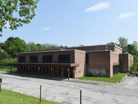 The former YMCA on Montgomery Street in the City of