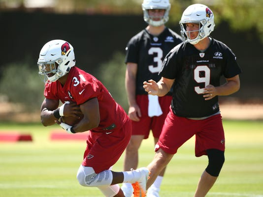 Arizona Cardinals OTAs