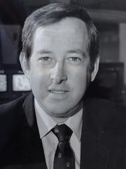 Former WCAX-TV newsman Marselis Parsons.