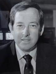 Former WCAX-TV newsman Marselis Parsons.