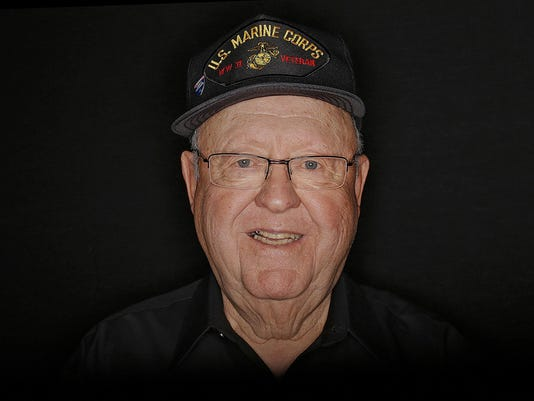 GPG Harold C. Kaye WWII veteran