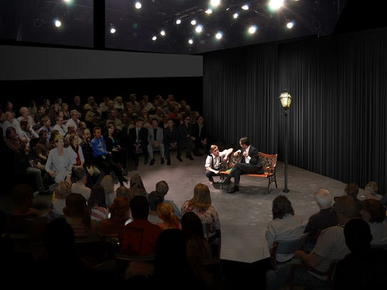 Diana Wortham Theatre Poised To Expand Transform
