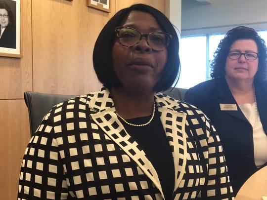 Orinthia Montague, incoming president at Tompkins Cortland