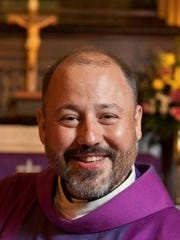 Rev. John Tirro, St. John's Lutheran Church, Knoxville
