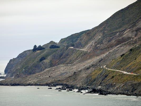 Big Sur Pacific Ocean