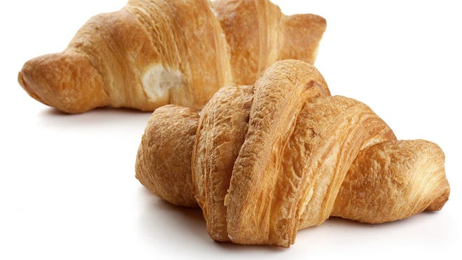 Getty Images/iStockphoto Croissant