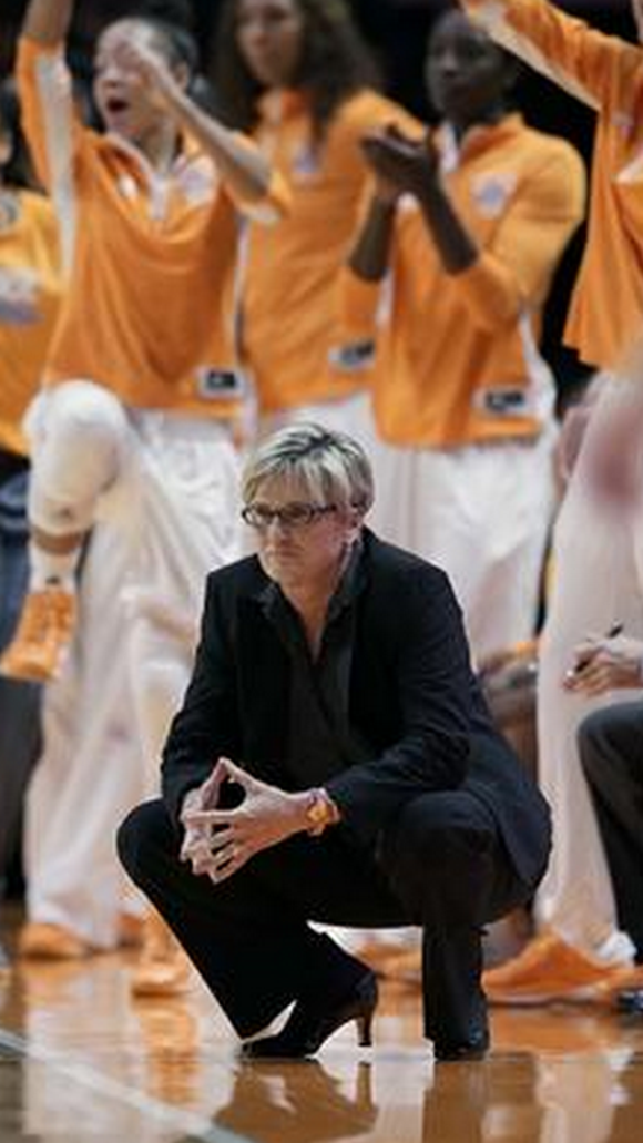 Holly Warlick coached the Lady Vols to a No. 2 seed in the Spokane Region.