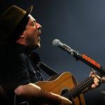 Marcus Mumford of Mumford & Sons perform at  Bonnaroo Music and Art Festival on Saturday June 13, 2015.
