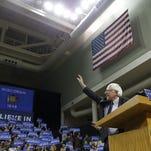 Bernie Sanders returns Saturday to Green Bay on Repeal the Trump Tax tour