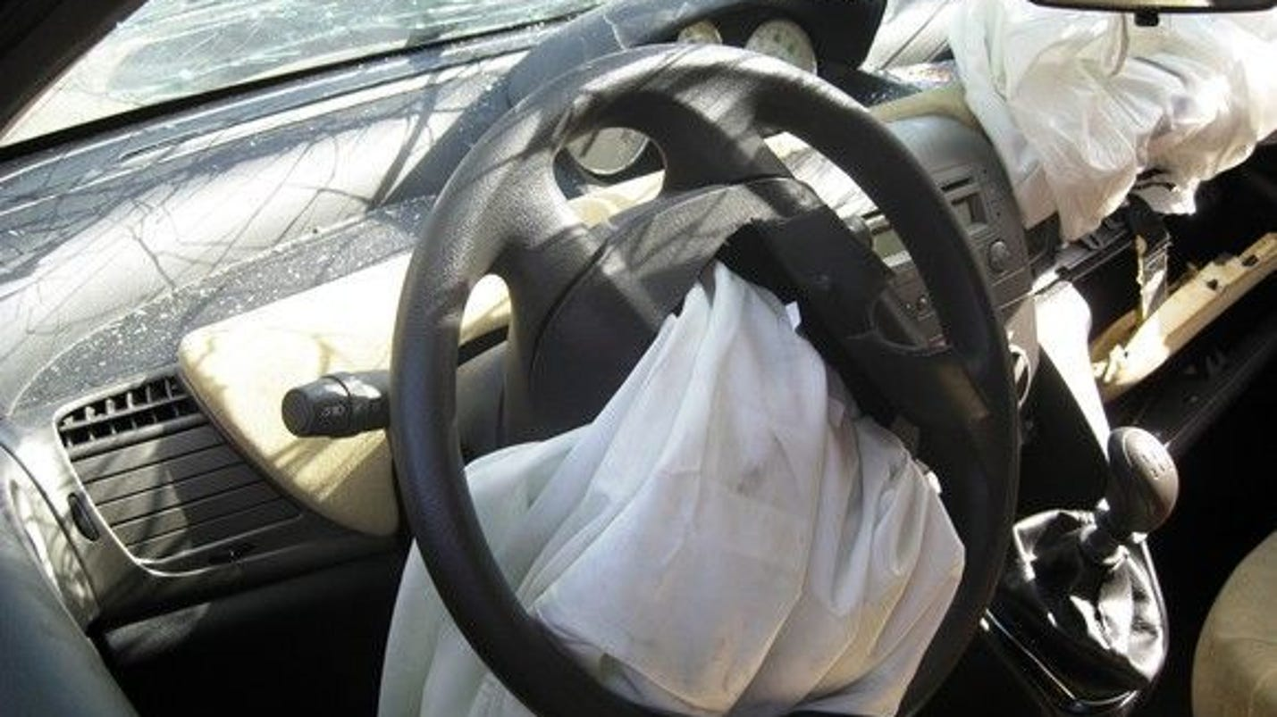 recalled takata air bags showing up in used cars lawsuit alleges. Black Bedroom Furniture Sets. Home Design Ideas