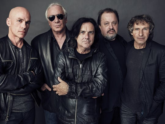 English rock band Marillion