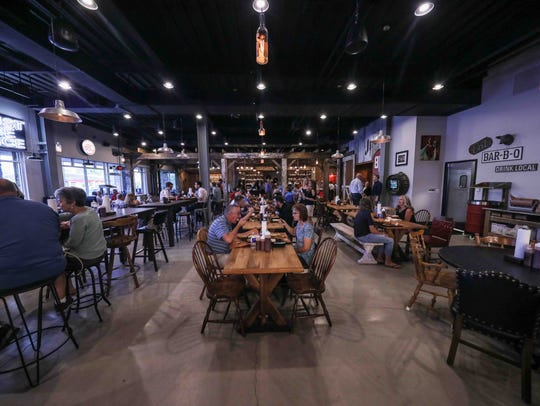 Limestone BBQ and Bourbon at Del. 7 and Kirkwood Highway