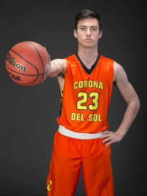 Tempe Corona del Sol junior point guard Alex Barcello is up to 21 college scholarship offers.