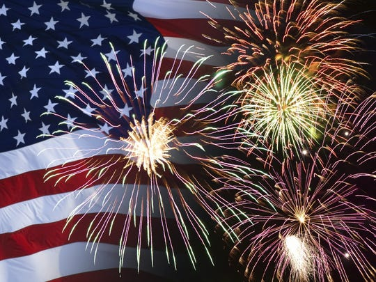 Fourth of July celebrations abound in Wichita Falls and surrounding areas.