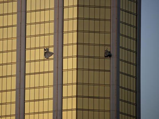 Las Vegas Shooting-High Rises