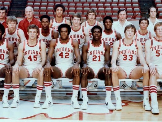 (Front Row, L to R) Bobby Wilkerson, James Crews,