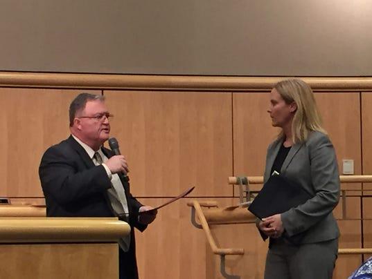 Chief Deputy District Attorney Stephanie Bridgett